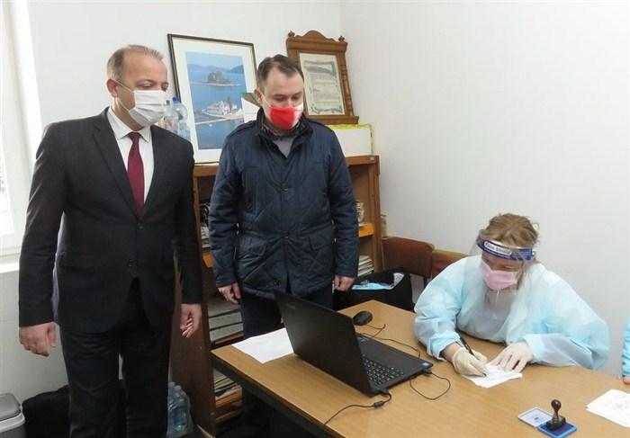 OTVOREN VAKCINALNI PUNKT U MAČVANSKOM PRNjAVORU !!!