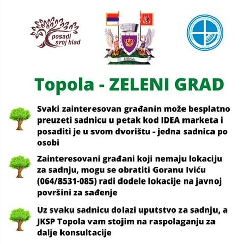 PODELA BESPLATNIH SADNICA BELOG JASENA GRADJANIMA TOPOLE-2 .)
