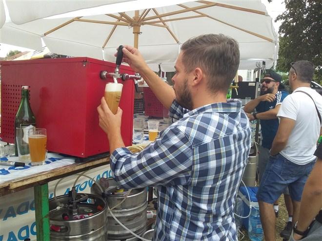 Za pravo pivo neophodna su četiri sastojka ...!!!