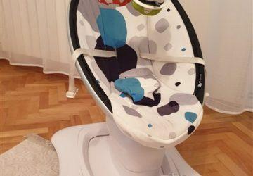 Na prodaju električna ljuljaška za bebe !!!