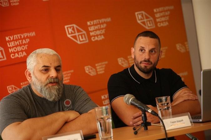 Goran Šarić: Tajna društva i fenomen transhumanizma!!!