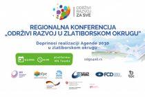 """Online regionalna konferencija """"Održivi razvoj u zlatiborskom okrugu"""" !!!"""