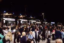 U ORGANIZACIJI GRADA JAGODINE U GRCKU IZ SRBIJE stiglo 600 članova delegacije od toga 500 zdravstvenih radnika !!!