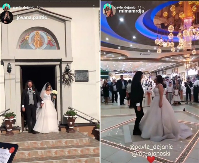 Pavle Dejanic krunisao ljubav sa Majom- Svadba kao Ivkova slava –tri dana-2 !!!