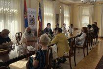Povodom Evropskog dana jevrejske kulture održan prijem u Gradskoj kući u Šapcu !!!