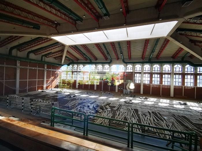 Rekonstrukcija Hale sportova u Despotovcu nalazi se u drugoj fazi projekta !!!1
